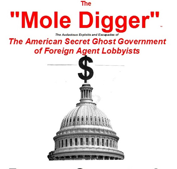 "The ""Mole Digger"""